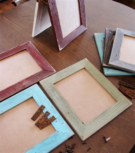 DIY Frame For Multiple 8x10 Pictures