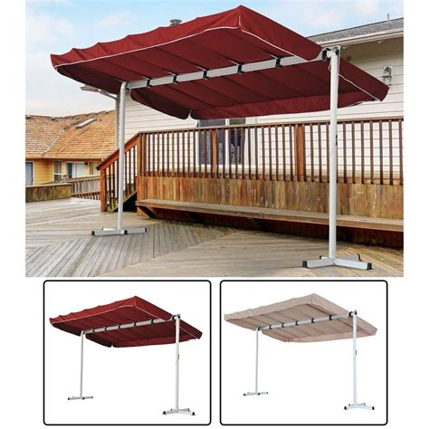 DIY Free Standing Shade Structure