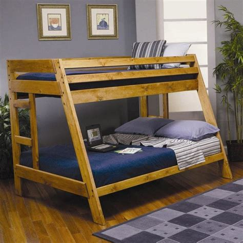 DIY Full Twin Bunk Bed