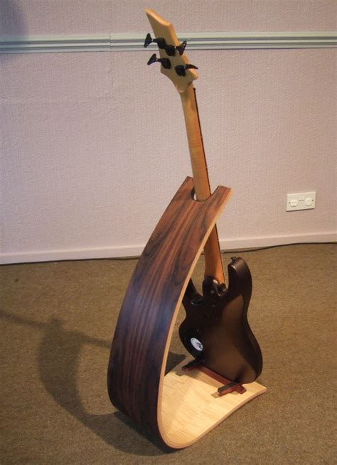 DIY Guitar Painting Stand