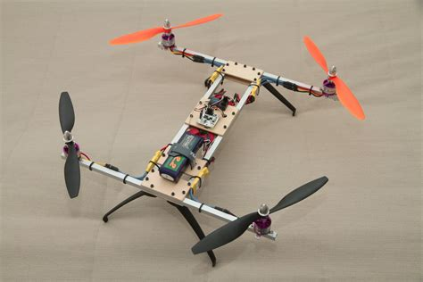 DIY H Frame Quadcopter