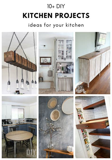 DIY Home Projects Kitchen