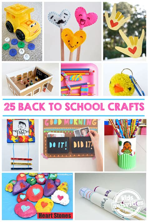 DIY Ideas For School Projects