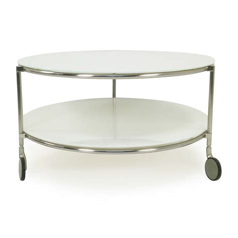 DIY Ikea Coffee Table With Caater