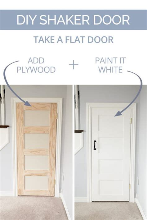 DIY Interior Door Makeover