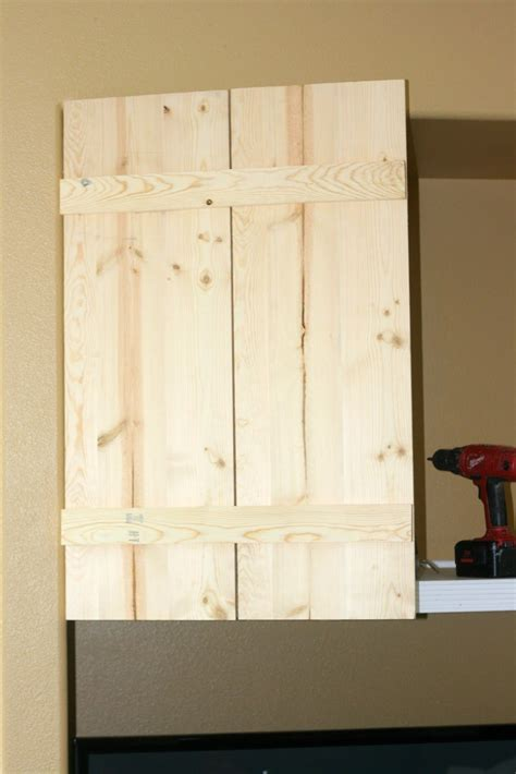 DIY Kitchen Doors