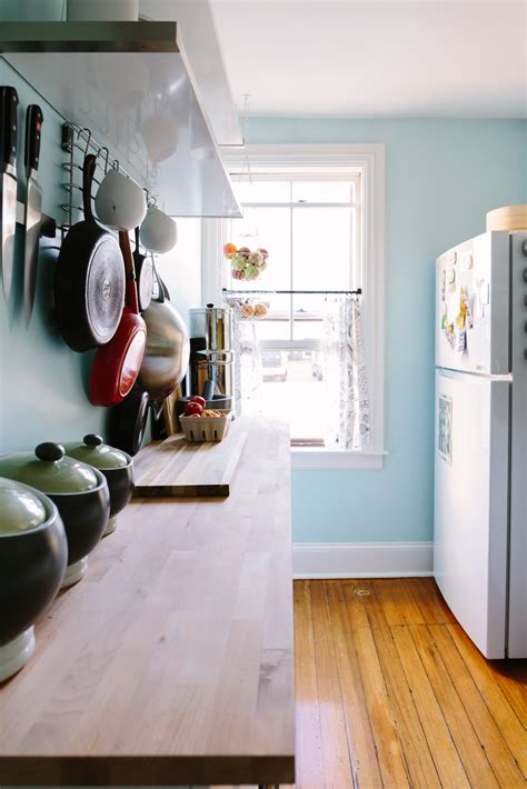 DIY Kitchen Island Apartment Therapy