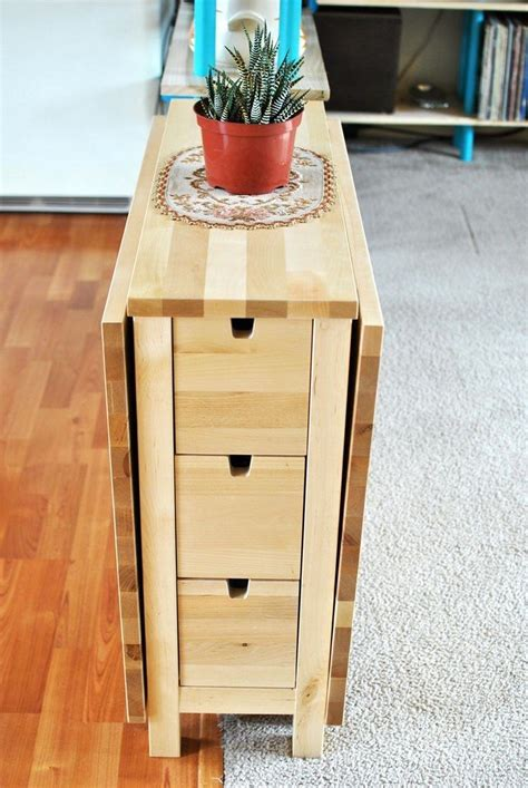 DIY Kitchen Table For Small Spaces
