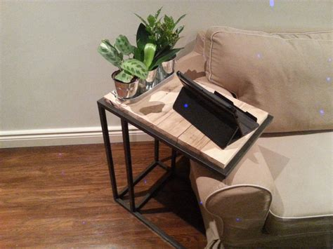 DIY Laptop Side Table