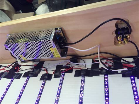 DIY Led Exposure Table