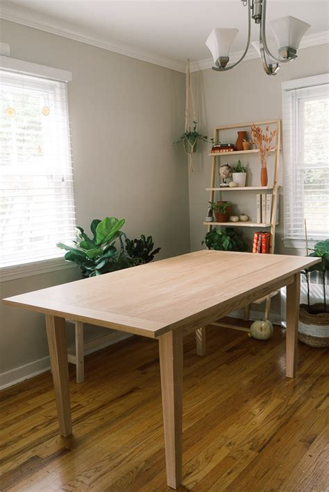DIY Log Dining Tables Modern