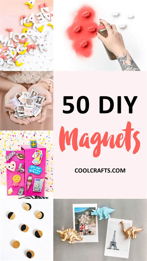 DIY Magnet Projects