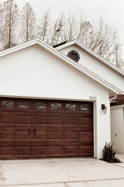 DIY Metal Garage Door