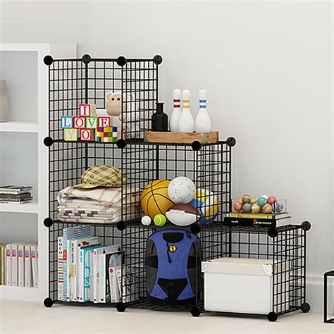 DIY Metal Wire Storage Cabinet