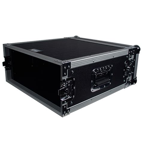DIY Mixer Case Rack 4 Space Dimensions