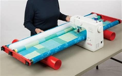 DIY Multi Frame Quilting System
