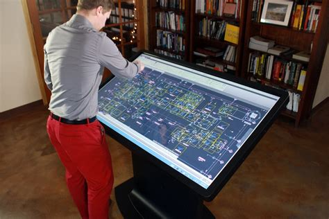 DIY Multi Touch Screen Table