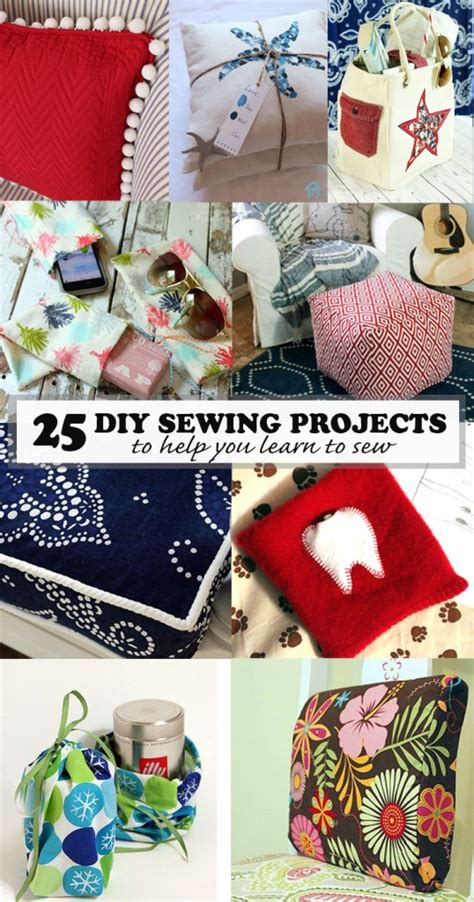 DIY Network Sewing Projects