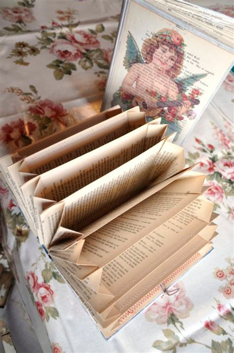 DIY Old Book Projects
