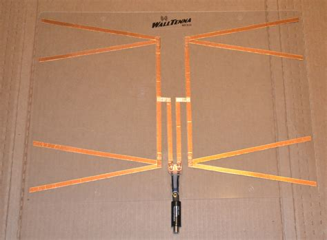 DIY Omnidirectional Multi Band Antenna Plans