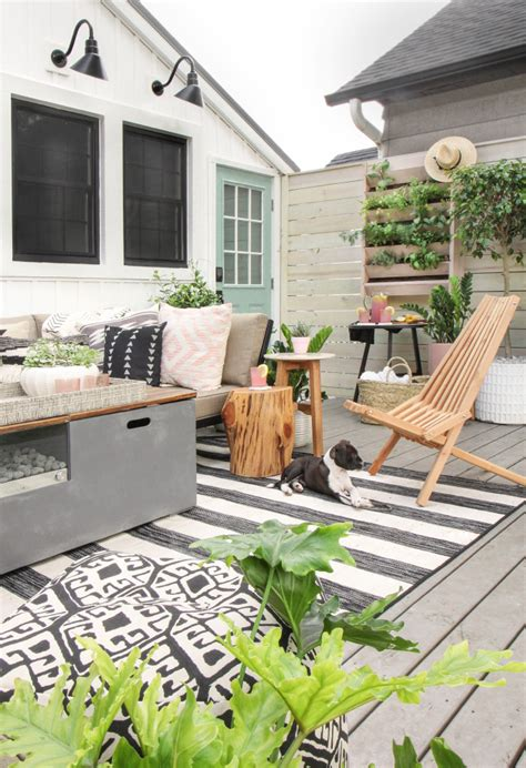 DIY Outdoor Projects DIY Backyard Makeover