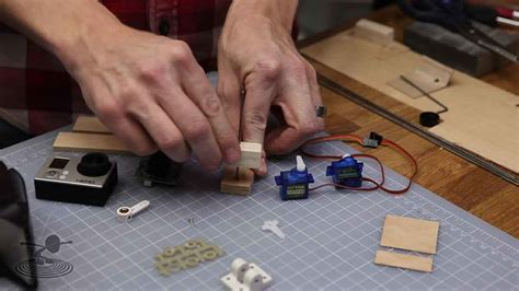 DIY Pan Tilt Head Plans