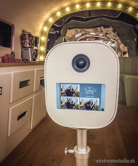 DIY Photo Booth Camera Box