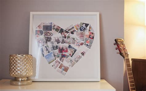 DIY Photo Collage Projects