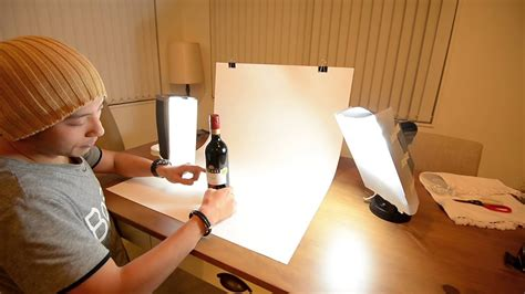 DIY Photography Product Table