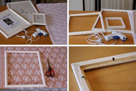 DIY Picture Frame How To