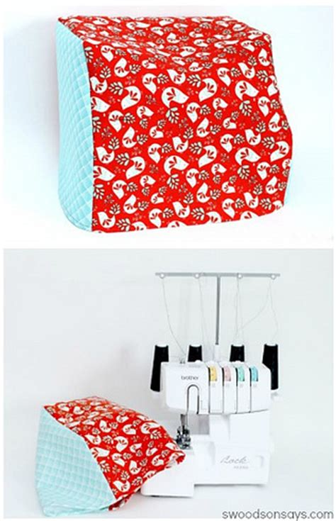 DIY Pillow Cover Zipperless With Serger Projects Blog