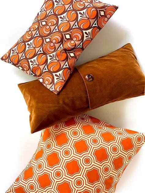 DIY Pillow Covers Pinterest