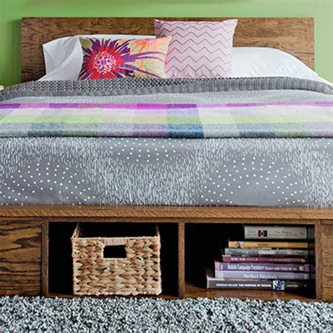 DIY Platform Bed With Storage Lowes