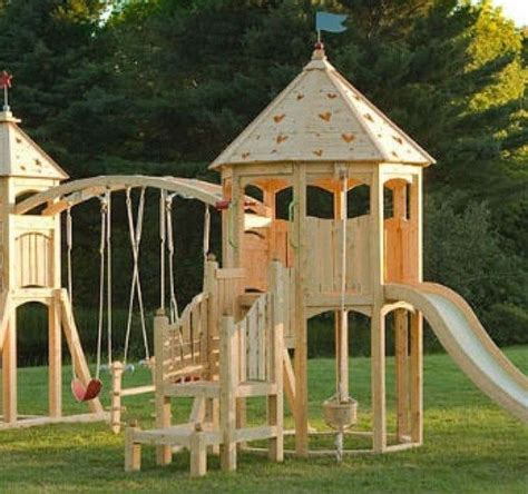 DIY Playground Projects