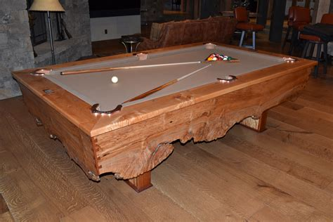 DIY Pool Table Legs