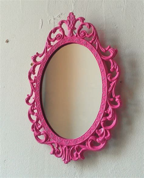 DIY Princess Mirror Frame