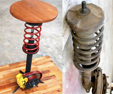 DIY Project With Shock Absorber