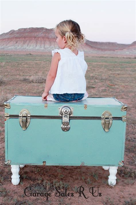 DIY Projects From Old Trunks