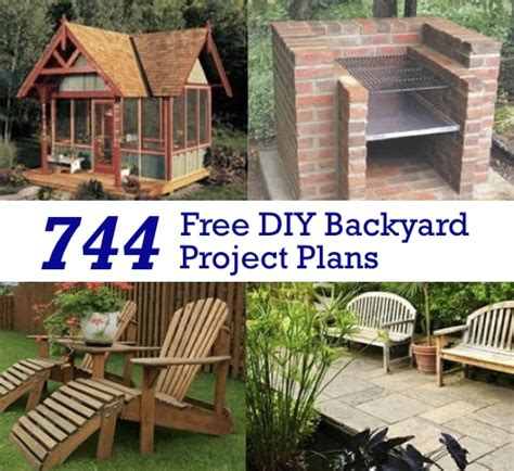 DIY Projects Plans Free