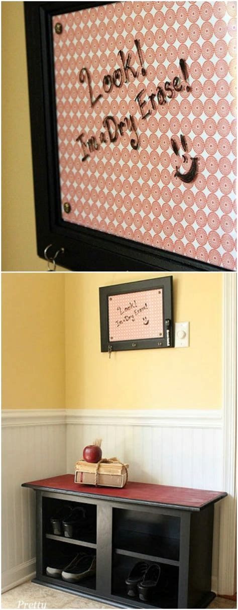 DIY Projects With Old Cabinet Doors