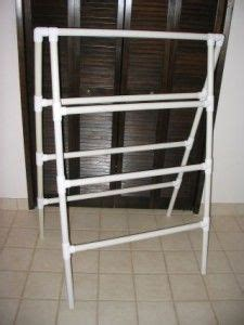 DIY Pvc Clothing Drying Rack