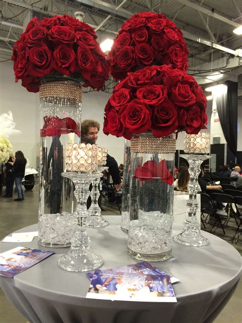 DIY Quinceanera Table Decorations