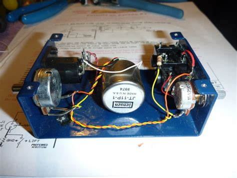 DIY Reamp Box Jensen