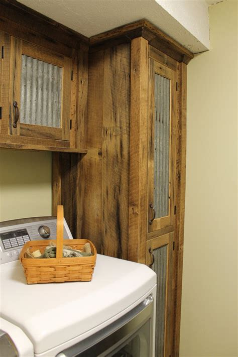 DIY Reclaimed Cabinet Doors