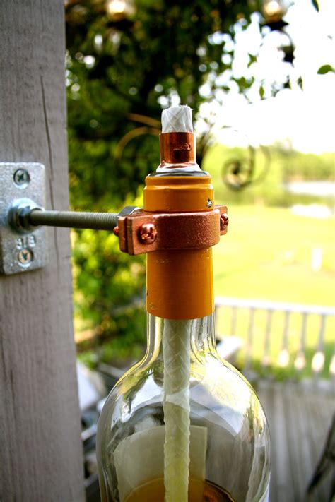 DIY Recycled Wine Bottle Projects