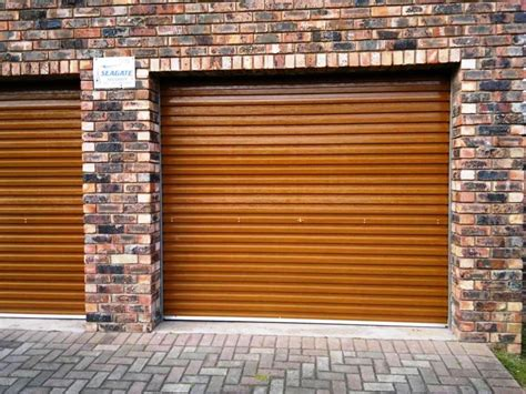 DIY Roll Up Garage Doors