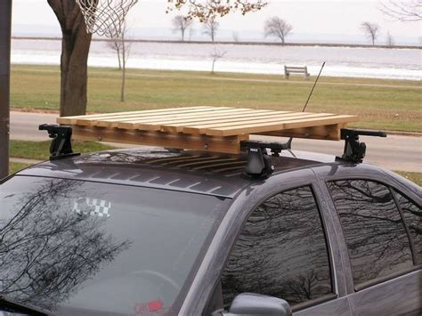 DIY Roof Rack Ideas