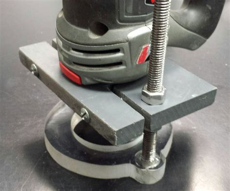 DIY Rotozip Router Table
