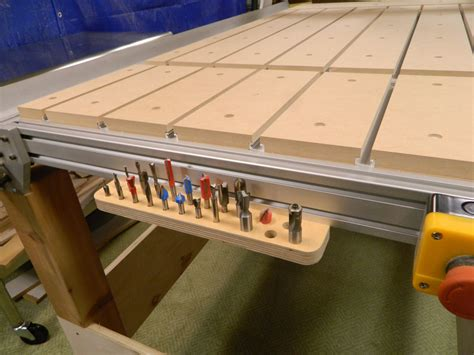 DIY Router Table T Track