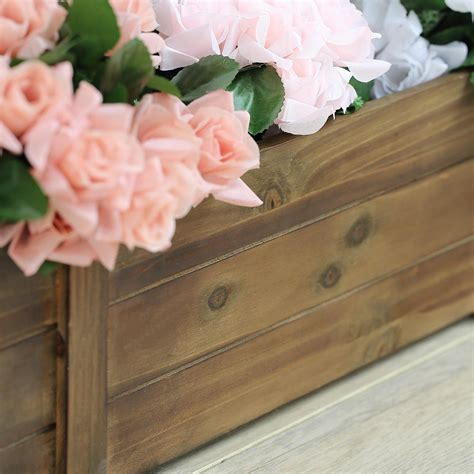 DIY Rustic Pvc Window Boxes
